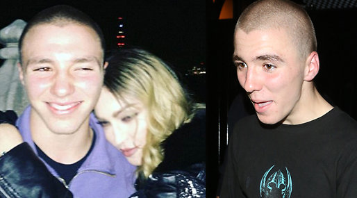 Madonna, Guy Ritchie,  Rocco Ritchie