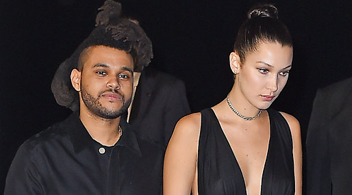 Otrohet, Relationstips, Bella Hadid, The Weeknd