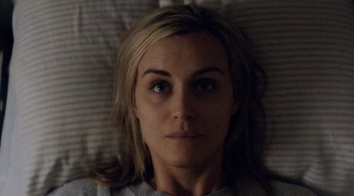 Kvinnofängelse,  Orange is the new black,  Piper Kerman,  Taylor Schilling