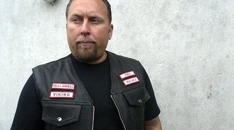 Thomas Möller, Hells Angels