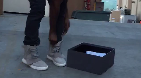 Kanye West, Reaktion, Boost