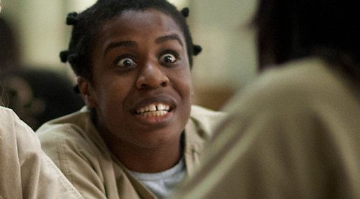 Crazy Eyes, Sjunger, Video,  uzo aduba, Taylor Swift