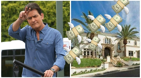 Charlie Sheen, Hollywood