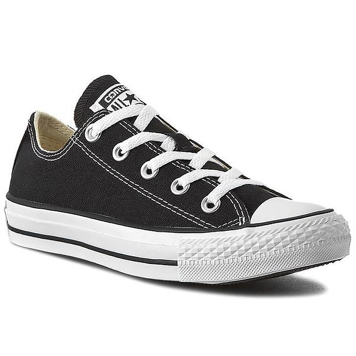 Converse Chuck Taylor All Star Ox Canvas Low Black (Unisex)