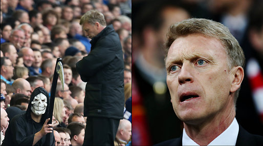 Premier League, Manchester United, David Moyes, Ryan Giggs, Sparken