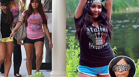 Snooki, Hollywood, The Snookster, Jersey Shore, Bild, Alkohol, Mike the Situation, Paparazzi