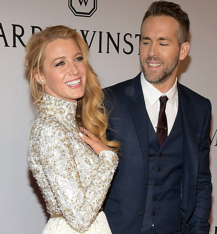 Blake Lively och Ryan Reynolds