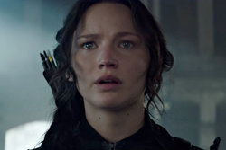Mockingjay Part 1, Jennifer Lawrence, Hunger Games, catching fire