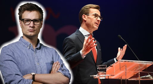 Ulf Kristersson, Moderaterna, Karl Anders Lindahl