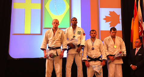 Marcus Nyman, Judo, World Cup, Miami, USA