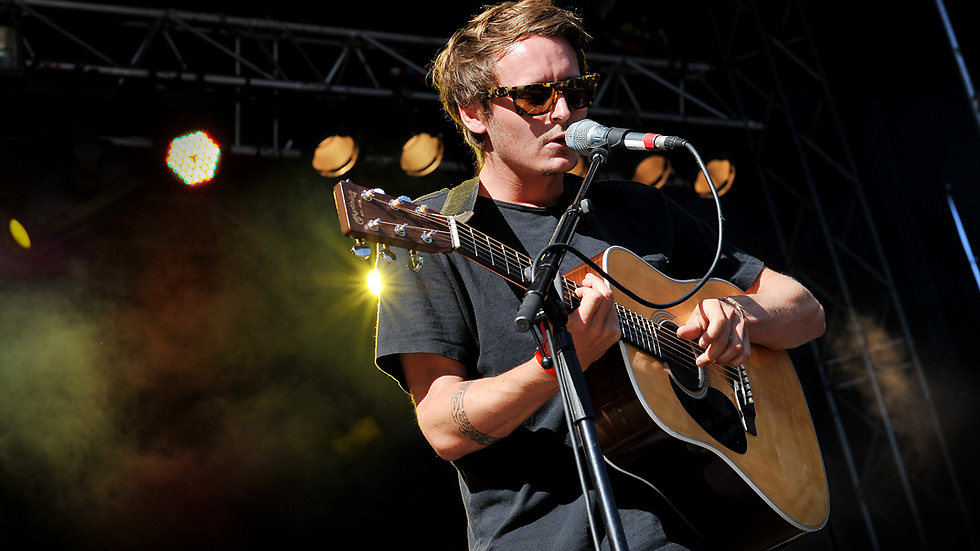 Ben Howard spelade i solskenet för Way out west-publiken.