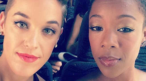 Lauren Morelli,  Samira Wiley,  Orange is the new black
