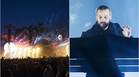 Summerburst, Steve Angello
