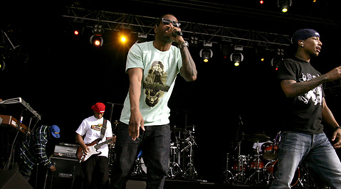 N.E.R.D, Danko Jones, Putte I Parken
