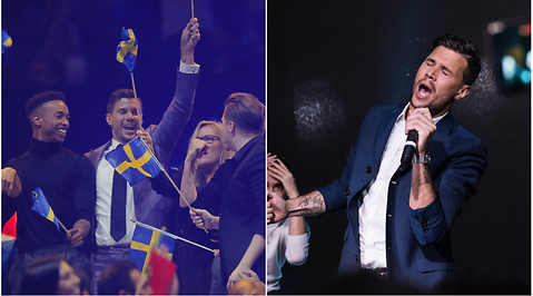Eurovision Song Contest, Schlagerspaning, Robin Bengtsson