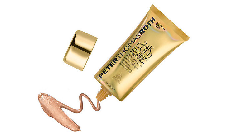Peter Thomas Roth gold moisturizer