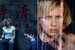 Lucy, Filmtipset, Scarlett Johansson, Morgan Freeman, Filmtips,  Bresson, Recension