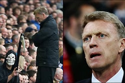 Sparken, Premier League, Ryan Giggs, David Moyes, Manchester United
