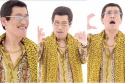 Piko-Taro, apple pen, Pineapple pen, PPAP