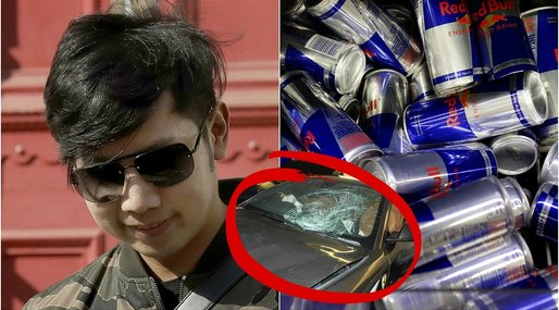 Red Bull, Thailand, Interpol