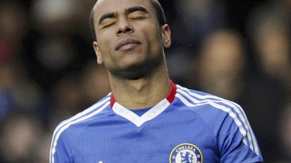 Sexturisten Ashley Cole.
