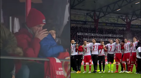 Cancer, Fotboll, Kontrakt, Supportrar, Union Berlin