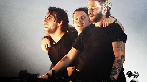 Axwell, Swedish House Mafia, Steve Angello, Sebastian Ingrosso