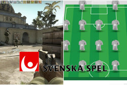 Betting, csgo, Esport, Counter-Strike, Svenska Spel