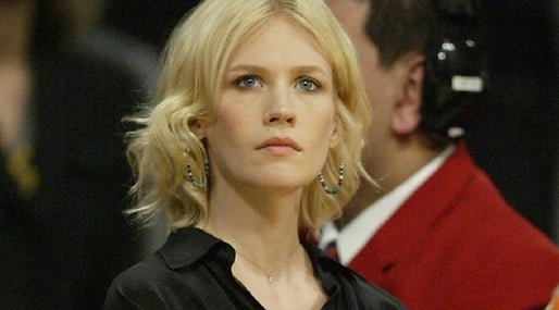 Roll, January Jones, Kultserie, tv-serie, Mad Men, Hemlighet, Skådespelare, Hollywood, USA