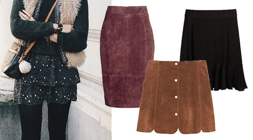Budget, Look, Kjolar, Outfit, Trend