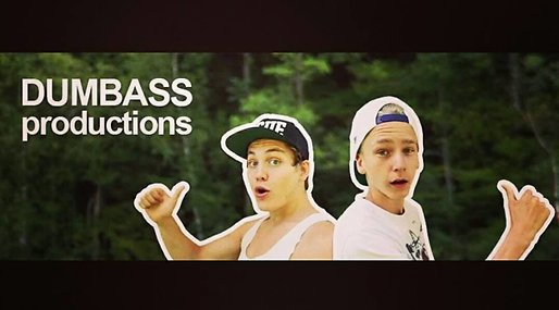 dumbass productions, Youtubesuccé, jonathan borg, hampus oredsson, Videobloggare
