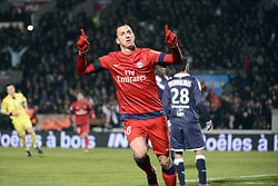 Zlatan Ibrahimovic, Paris Saint Germain, PSG