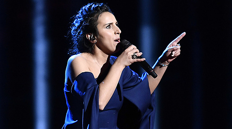 Eurovision Song Contest, Jamala, Ukraina