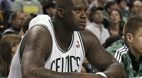 Boston Celtics, Twitter, basket, Shaq, Shaquille ONeal, NBA