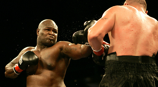 UFC, Dana White, James Toney, Evander Holyfield