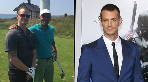 Joel Kinnaman, Will Smith, Midsommar
