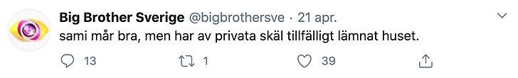 Big Brother Sverige