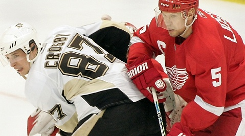 ishockey, Nicklas Lidstrom, Detroit Red Wings, nhl