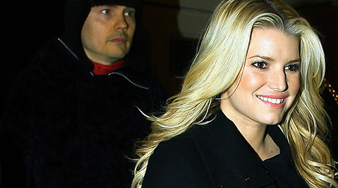 Jessica Simpson, Billy Corgan