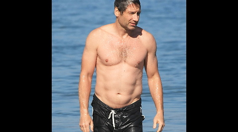 David Duchovny, Bad, Hollywood, Malibu