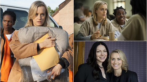 Orange is the new black, Fängelse