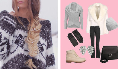 Outfit, Vinter, Mode