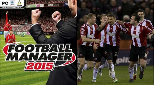 Premier League, Football Manager, Fotboll