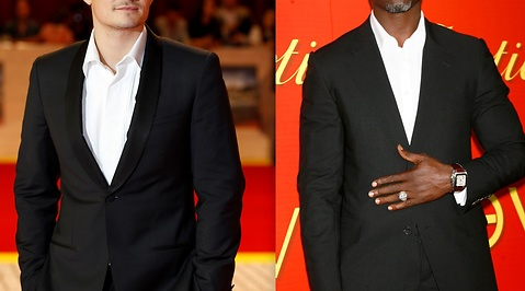 Orlando Bloom, Djimon Hounsou, Apartheid, Film