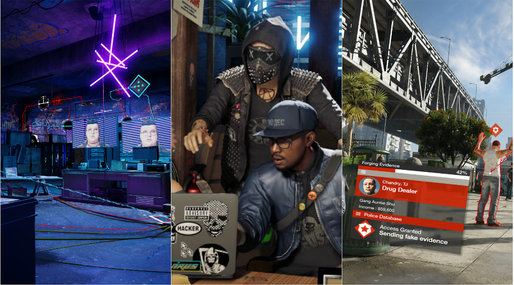 Spel, Recension,  Ubisoft, San Francisco, Watch Dogs 2