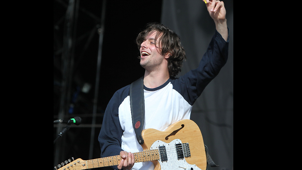 Felix White ur The Maccabees.