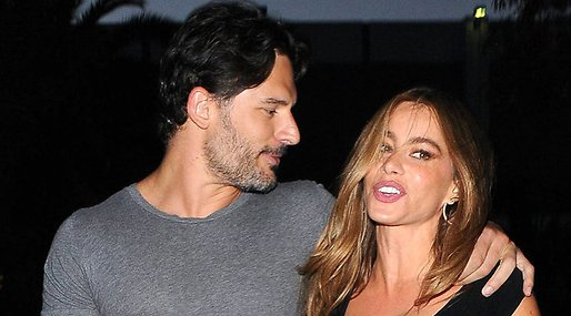 Joe Manganiello, Sofia Vergara, Magic Mike