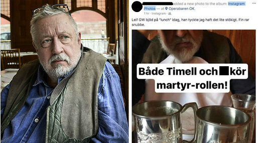 #metoo, Aftonbladet, Leif GW Persson