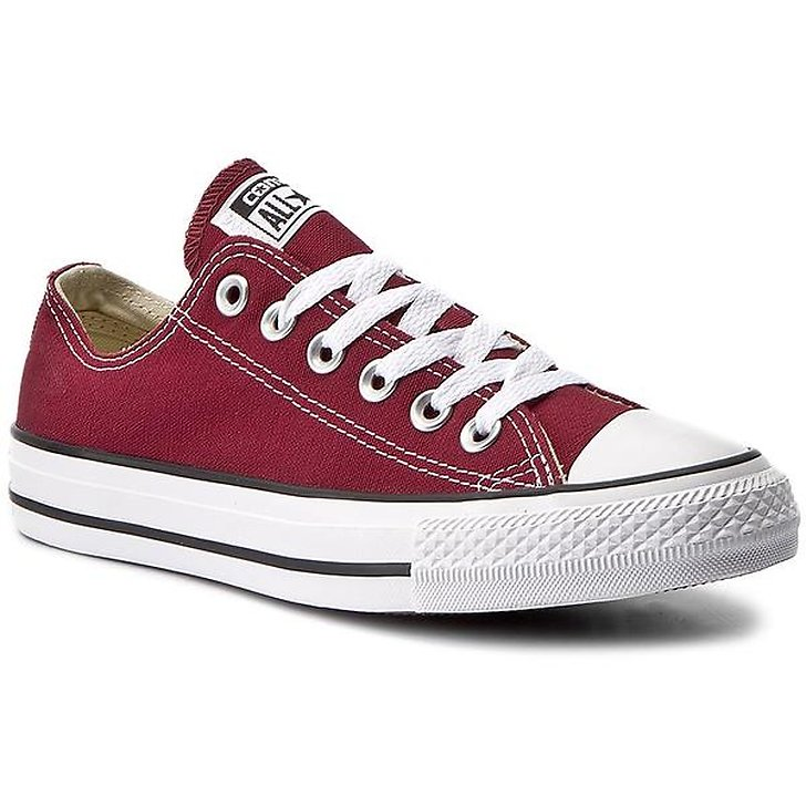 Converse Chuck Taylor All Star Ox Canvas Low Red (Unisex)