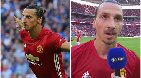 Leicester, Zlatan Ibrahimovic, Manchester United